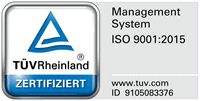 TÜV ISO 2019