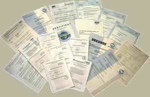 Krampitz Certificates