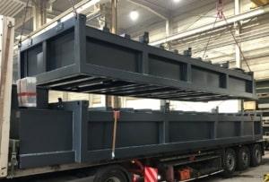 sub-base fuel tanks for diesel generators